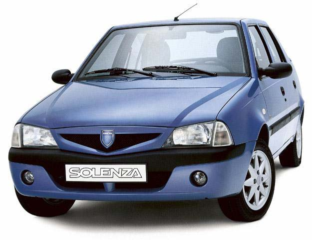 Dacia solenza (14)